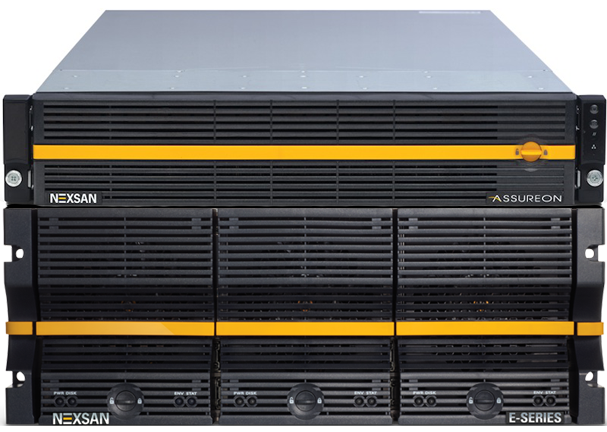 Nexsan Enterprise Capacity Assureon