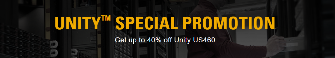 Unity Special Promotion